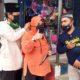 PCNU Banyuwangi Bagikan Ribuan Masker ke Masyarakat Kalibaru