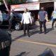 Presiden Joko Widodo saat Blusukan di Pasar Rogojampi. (tut)