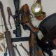 Miliki Senjata Api Rakitan Warga Kalibaru Digelandang Polisi