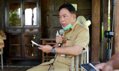 Kepala Dinas Kesehatan Banyuwangi, dr. Widji Lestariono (dok)