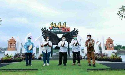 Gerakan Ekonomi Masyarakat, Pemkab Banyuwangi Gelar Festival Mamin Halal dan Event lain di Pantai Marina Boom